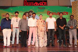 Jayam Ravi Hansika Motwani Prabhu Deva at Bogan Tamil Movie Audio Launch  0029.jpg
