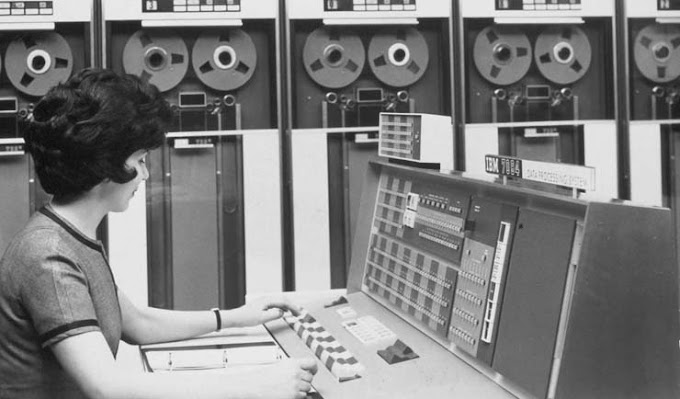 Sejarah Komputer Dari Generasi Ke Generasi Secara Lengkap
