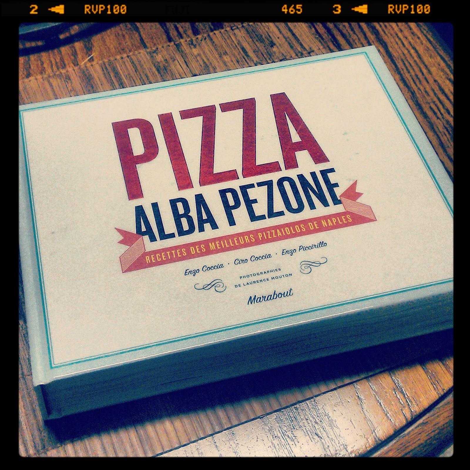 Pizza - Alba Pezone
