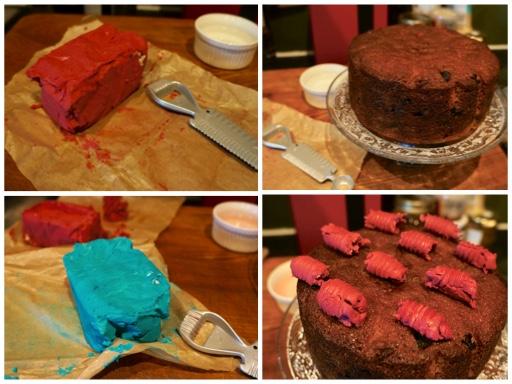 Fanny Cradock Buttercream Cake