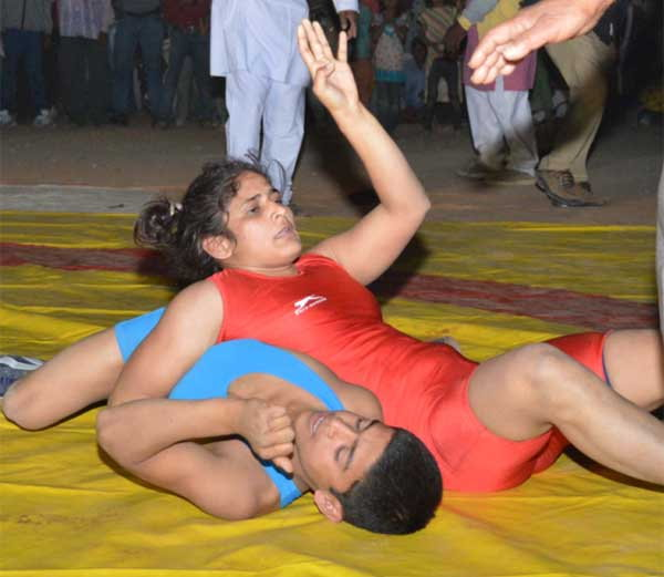 Nude amateur wrestling directly. pity