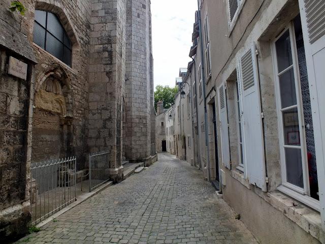 callejones en Orleáns