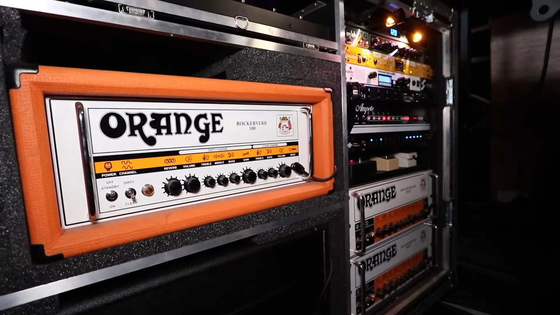 Orange Rockerverb 100 Mark 3
