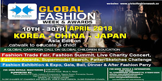 Global Fashion Week and Awards 2018: Honouring excellent minds will change the world - Buchi George 4