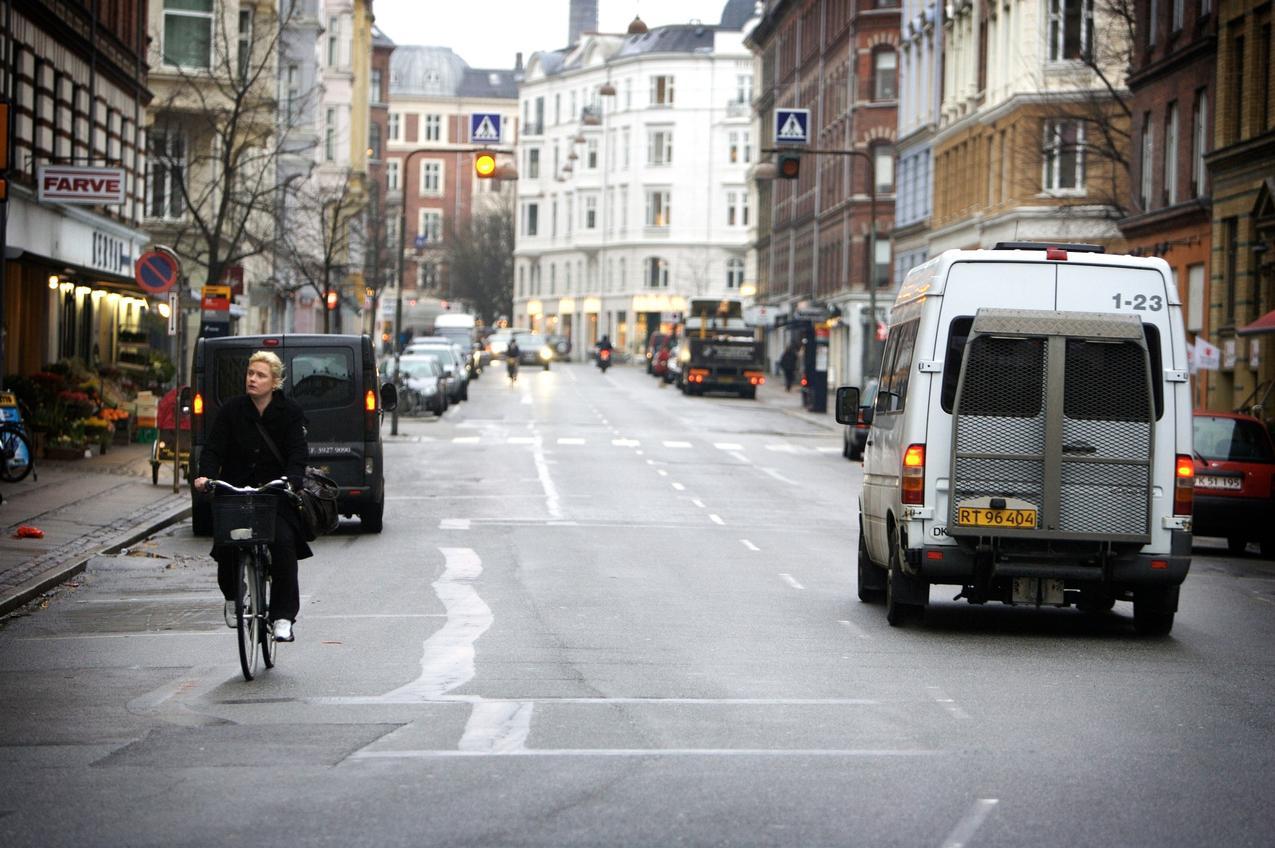 Blog de Juan Pardo: Annonce Annonce Nordre Frihavnsgade er berygtet og frygtet af cyklisterne på ...