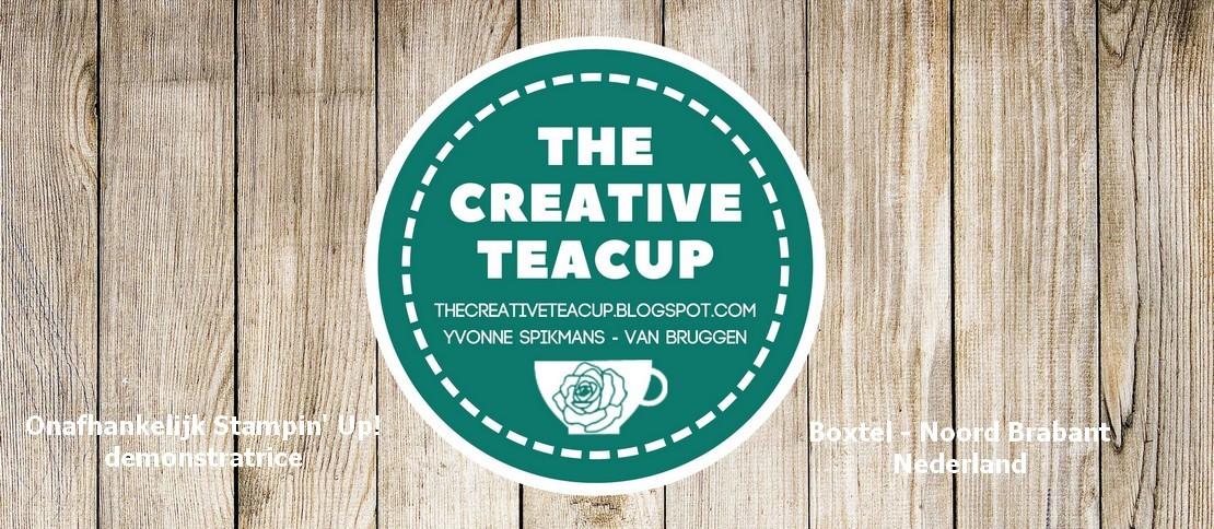 The Creative Teacup - Yvonne Spikmans