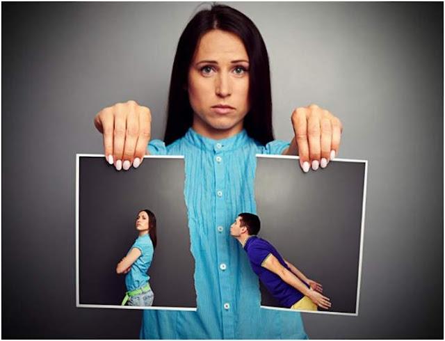 стадии разрыва отношений