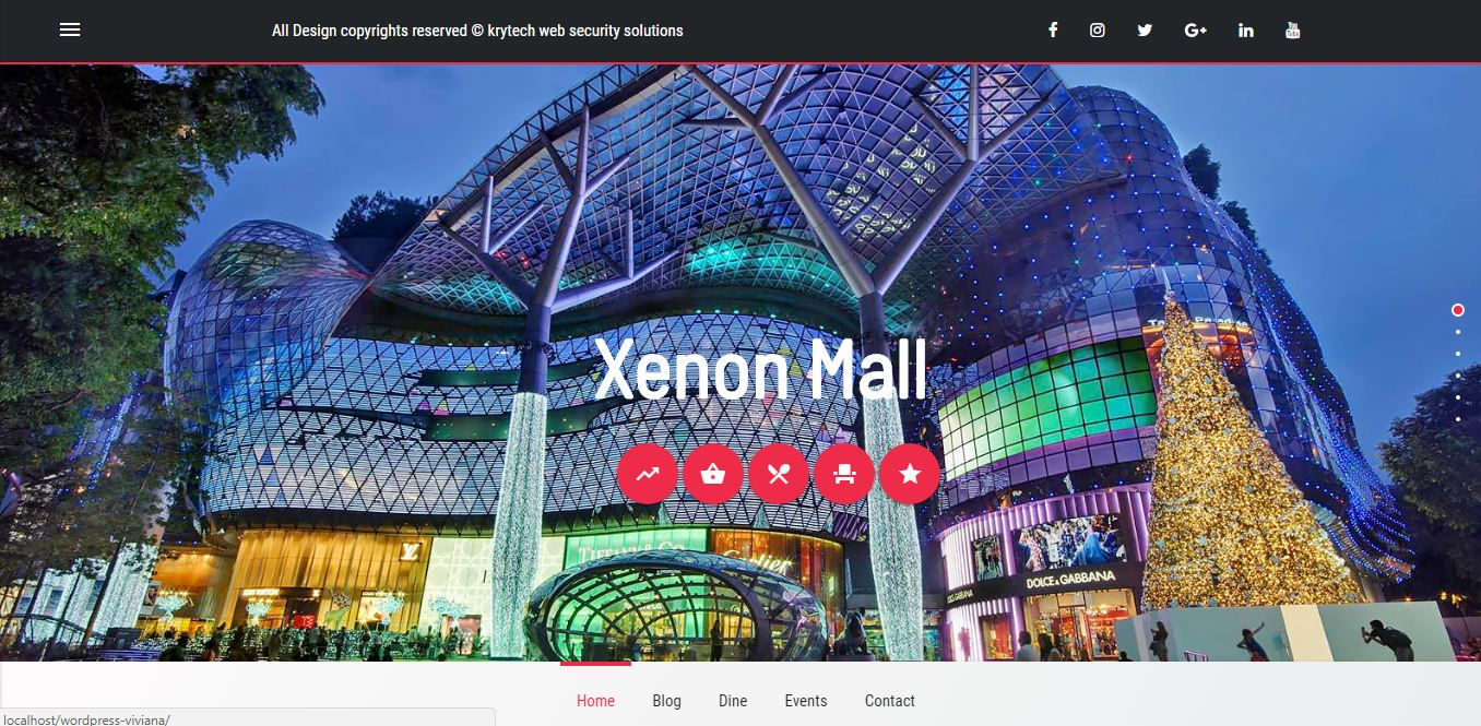 Xenon-Mall