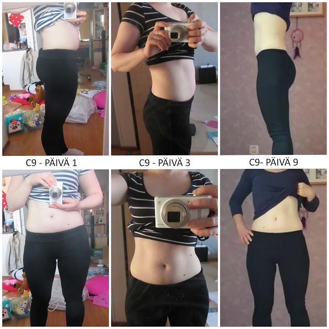 laihdutus, kesäkuntoon, laihdutuskuvia, c9, change9, foreverfit, fitness, äiti kuntoon