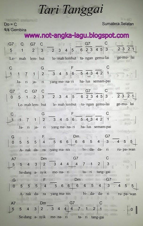 Not Angka Lagu Indonesia Raya Pdf