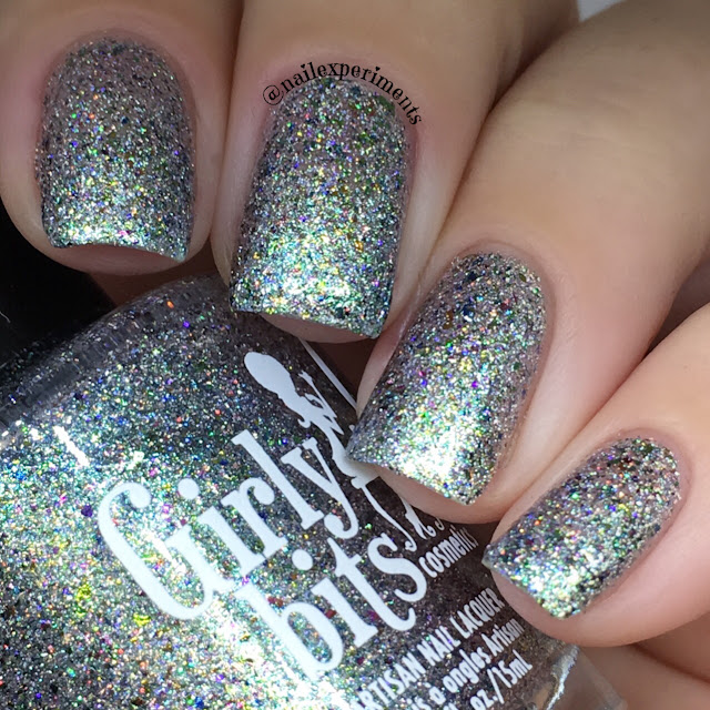 girly bits aussie what you did there swatch