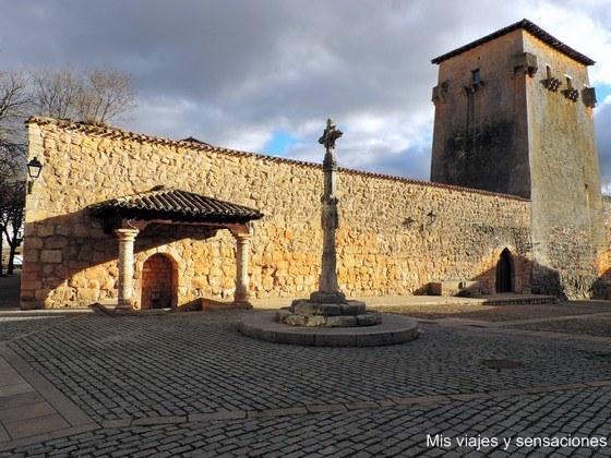Torreón de Fernán Gonzalez, Covarrubias, Burgos