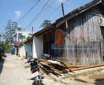 Nhà đất rộng giá rẻ phường 5 Đà Lạt – Bất Động Sản Liên Minh