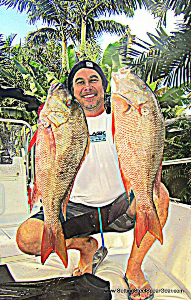 SettingSteel Spearfishing: How to: SPEARFISHING MUTTON