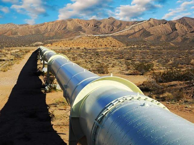 Gasoductos, geografía y estrategia