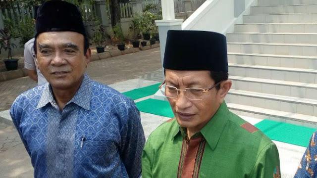 Imam Besar Masjid Istiqlal: Gempa dan Tsunami di Palu Bukan Azab