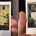 El paranormal suceso de un artista con su cámara instantánea que se ha hecho viral en Twitter