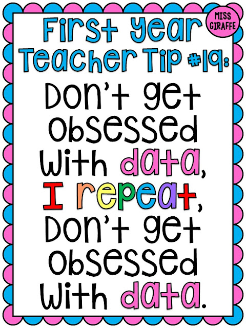 First year teacher tips and advice that is so great to read as a new teacher