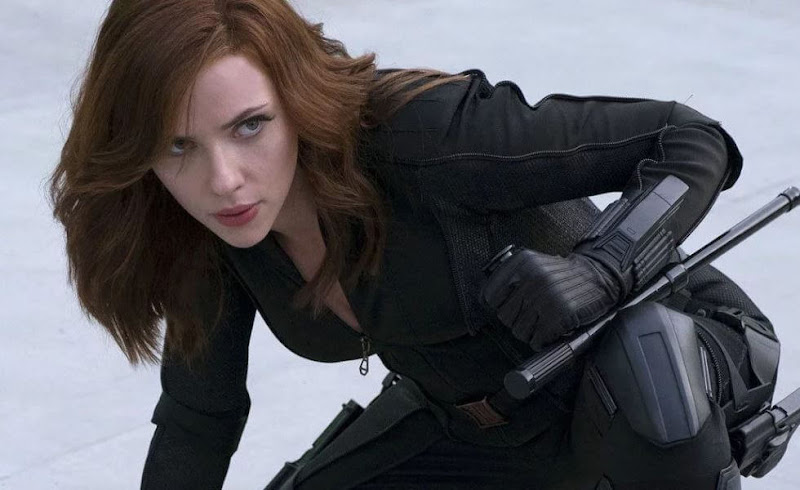 Film Marvel Setelah Avengers Endgame - Black Widow