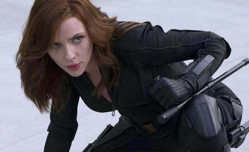 Film Marvel Setelah Avengers Endgame - Black Widow