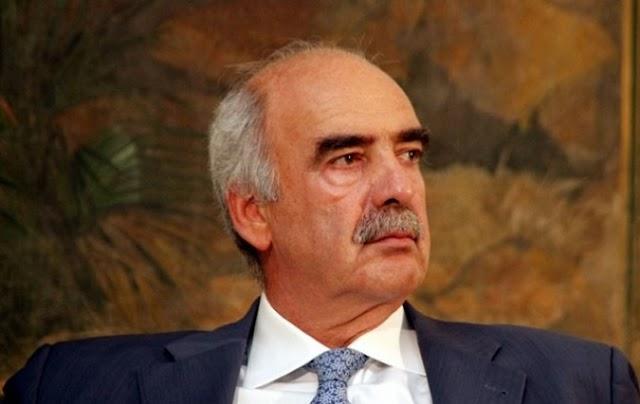 Η Κεντρική Επιτροπή Εκλογικού Αγώνα της Ν.Δ. - Πρόεδρος της Επιτροπής ο Βαγγέλης Μεϊμαράκης