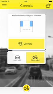Altolà - Controllo veicoli, si aggiorna alla vers 1.8.1