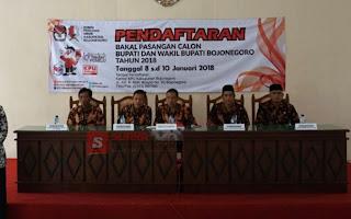 KPUD Bojonegoro Segera Terbitkan SK PPDP