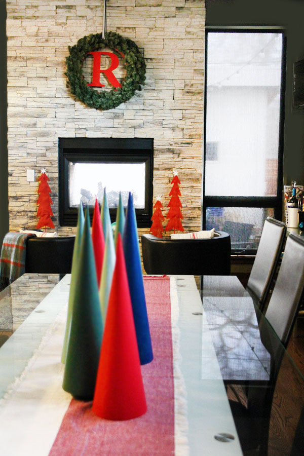 Modern Merry and Bright Christmas Home Tour