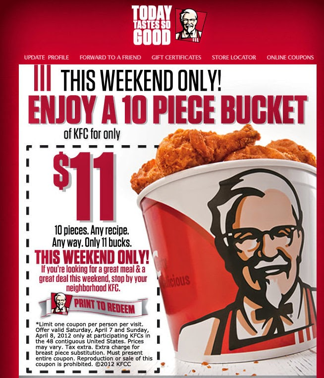 Chicken Fried Coupons Kentucky Printable 2013