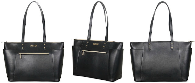 Kenneth Cole Reaction Faux Leather Computer Tote $90 (reg $180)
