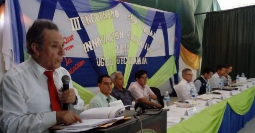 FONDEP participó en III Encuentro Provincial de Experiencias Innovadoras y Buenas Prácticas Educativas - www.fondep.gob.pe