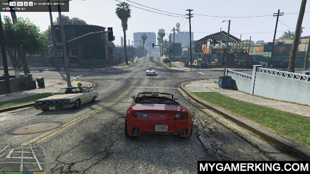 Download GTA V Highly Compressed For PC In 980.MB Parts