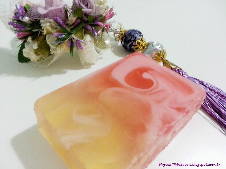 sabun ile cilt bakımı