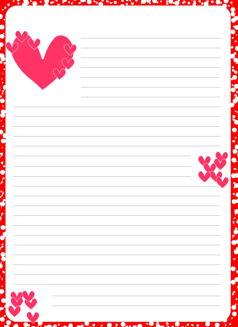 Pink-Valentine-s-Coloring-Picture-Letterhead Valentine S Day Letter Templates Free on valentine's day party club flyer templates free, valentine's day heart template, valentine's day letterhead templates,