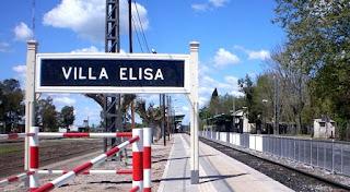 Linea Roca: en Diciembre llega el eléctrico a Villa Elisa