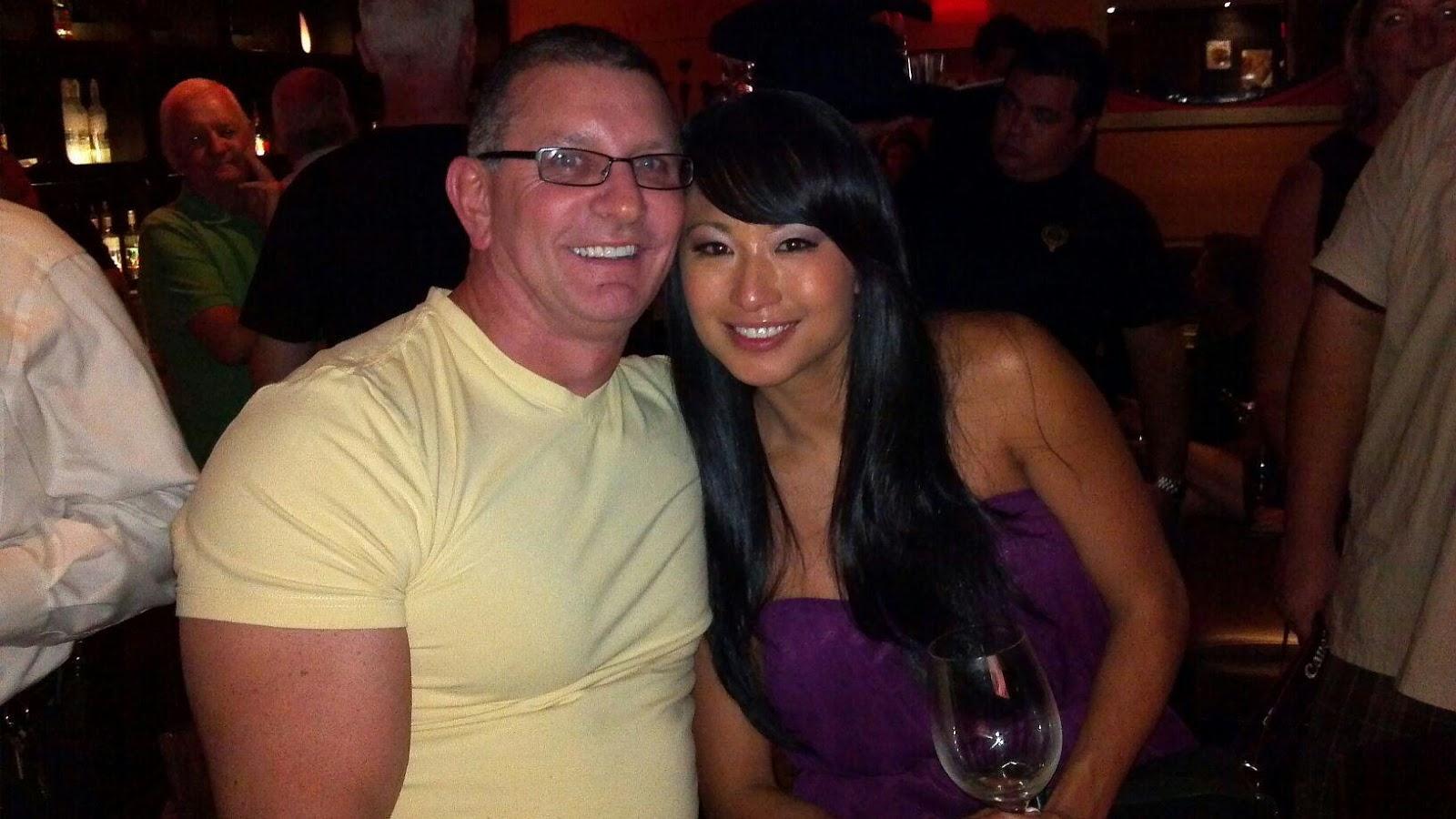 Gail Kim Hot Images wrestling super stars: gail kim with husband new hot photos 2013