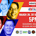 Luchi Cruz Valdes Reminds Viewers To Watch TV5's Presidential Debates On Sunday, 5 PM, Direct From U.P. Cebu