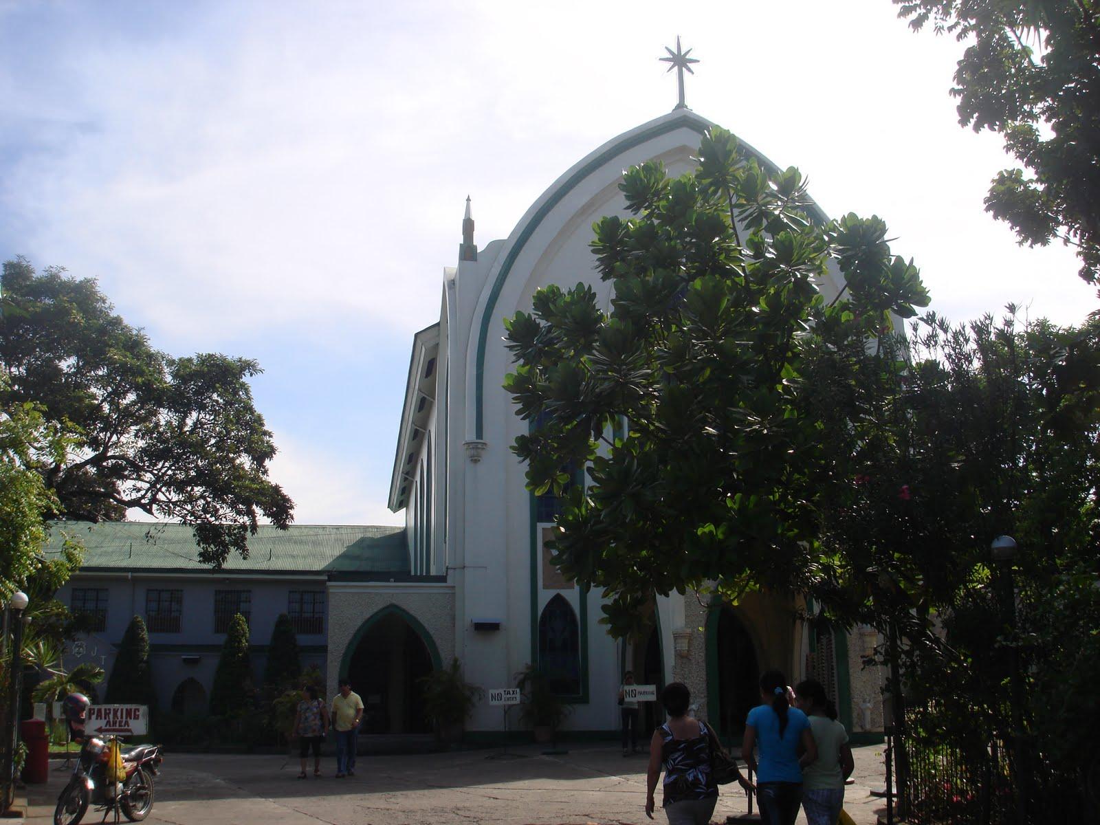 estoryahe bai - tanan CEBU ug BISDAK: Carmelite Monastery