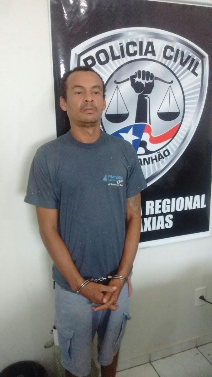 """""""Arrupiado"""" tem prisão decretada suspeito de atirar no rosto de vítima de roubo em Caxias"""