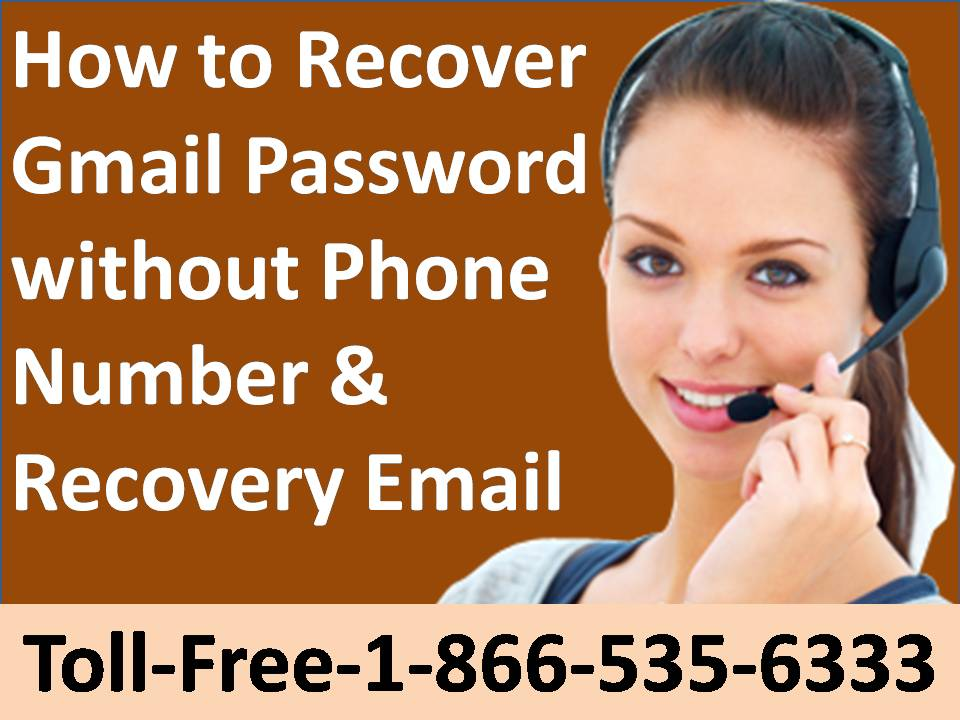 Recover Email Password: How to Recover Gmail Password without Phone Number & Recovery Email
