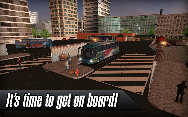 Coach Bus Simulator MOD APK + DATA