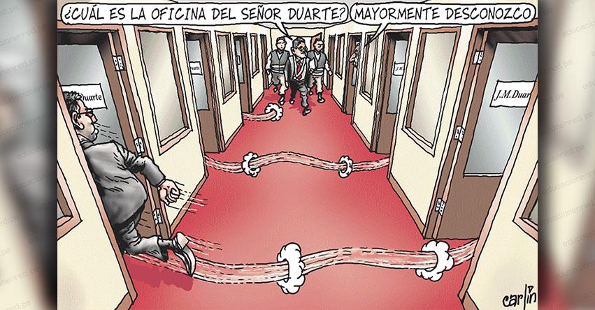 Carlincaturas Martes 8 Enero 2019 - La República