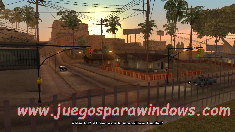 Grand Theft Auto San Andreas ESPAÑOL XBOX 360 (Region FREE) 7