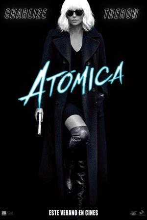 Poster Atomic Blonde 2017