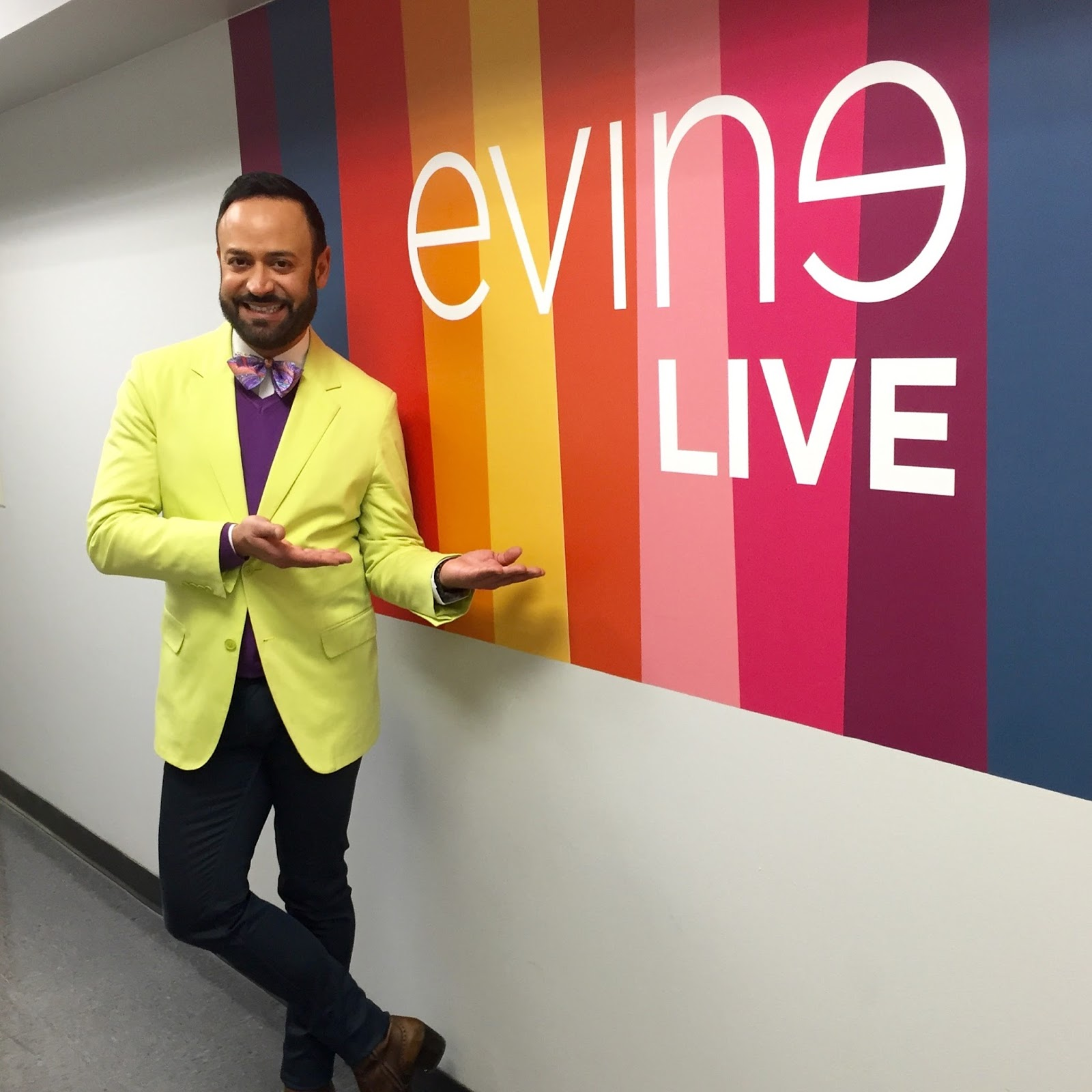 c479aef7eebd7 Nick Verreos--EVINE Live TV Shopping Network Headquarters