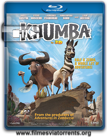 Khumba Torrent - BluRay Rip 1080p Legendado (2014)