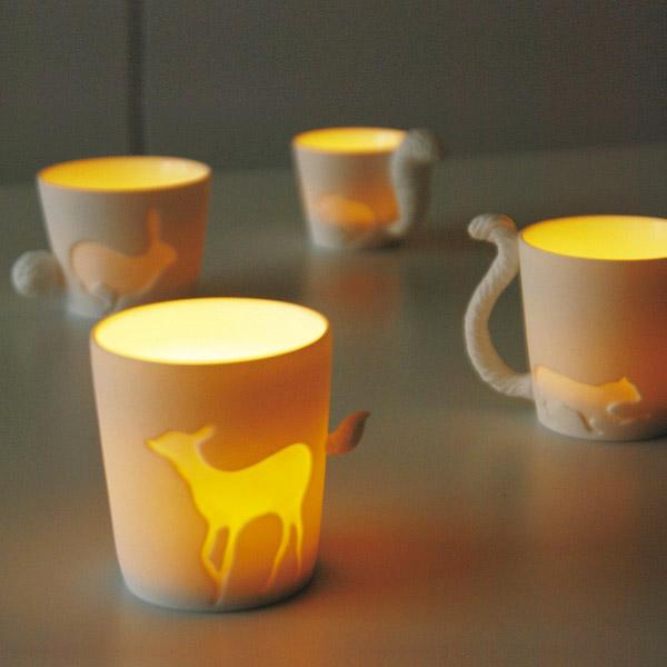 Diseño de tazas para el café