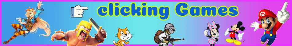 Clicking Games - Online clicking games to play