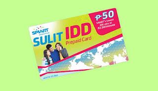Smart Sulit IDD Promo