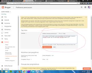 cara terbaru meng optimalkan blog kita agar lebih seo
